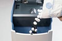 Perla SILK 10, умягчитель воды кабинетного типа