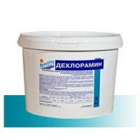 Дихлорамин для очистки бассейна