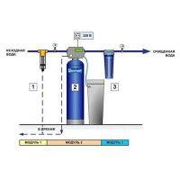 Установка очистки воды №1