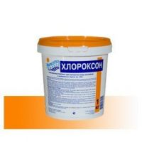 Хлороксон для дезинфекции бассейнов