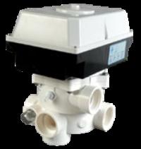 Автоматический 6-позиционный клапан Easy 1000 с таймером – 2''