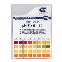 Индикаторные палочки pH 0-14 (100 шт.)