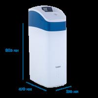 Perla SILK 20, умягчитель воды кабинетного типа
