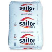 Соль морская для бассейнов мешок 25 кг
