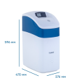 Perla SILK 15, умягчитель воды кабинетного типа